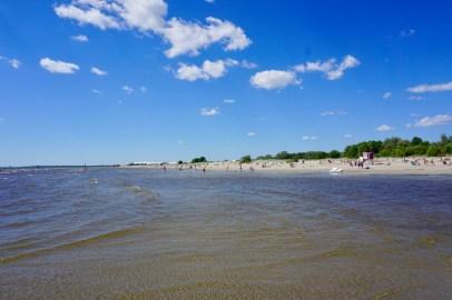Ostseeküste in Estland