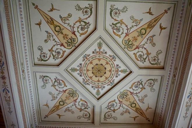 Decken-Kunst im Museum