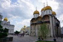 Kathedrale mit goldenen Kuppeln