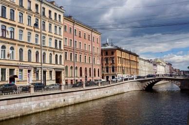 Kanal-Szene in Russland