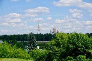 Goldener Ring in Russland