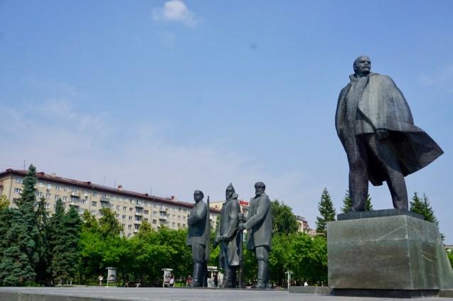 Lenin in Russland