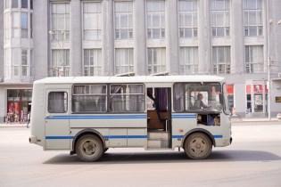 Polizeiauto aus Sowjetunion