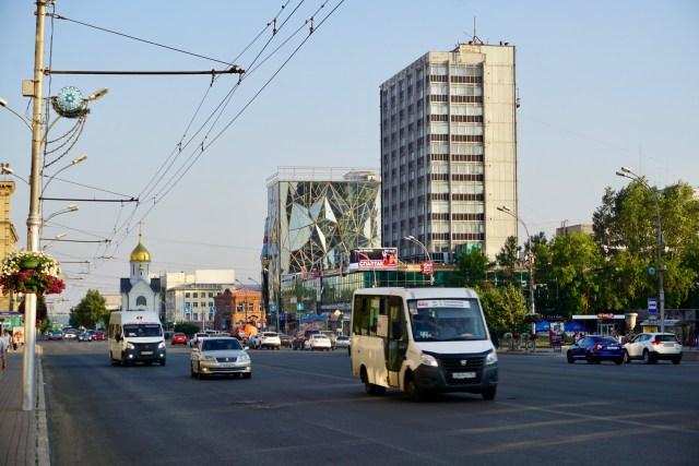 Kirche als Mittelpunkt der USSR