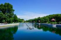 Stadtpark in Far East