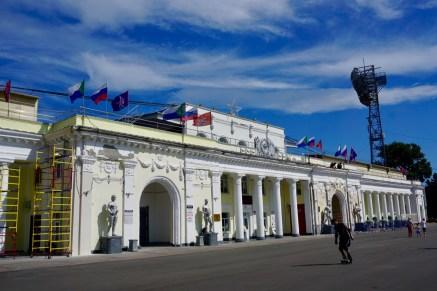 Lenin-Stadion in Chabarowsk