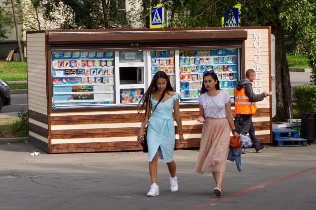 Sommer in Sibirien