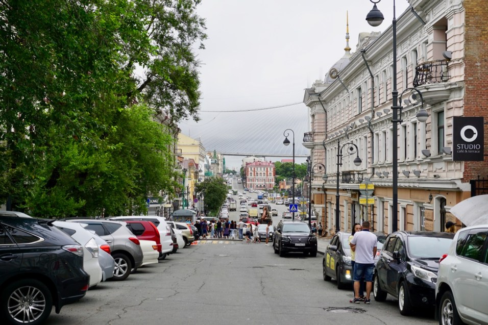 Wladiwostok - Russlands San Francisco