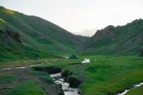 Canyon in der Gobi