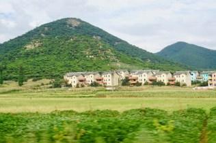Wohnen auf dem Land in Nordkorea