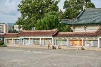 Sariwon im Westen Nordkoreas