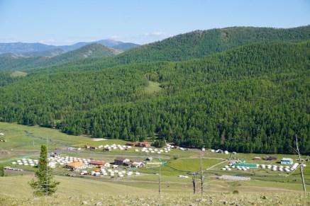 Hot Springs Mongolia