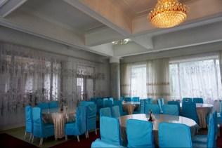 Restaurant in Nordkorea