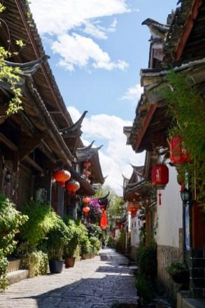 Altstadt in Yunnan
