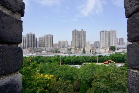 Wohnhäuser in China