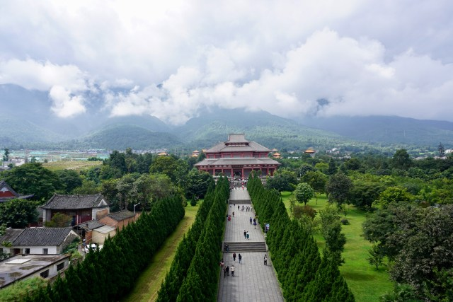 Yunnan im Oktober