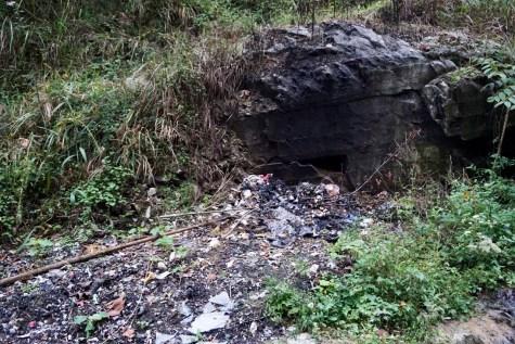 Müllverbrennung in Longsheng