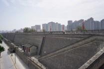 Chinesische Stadtmauer
