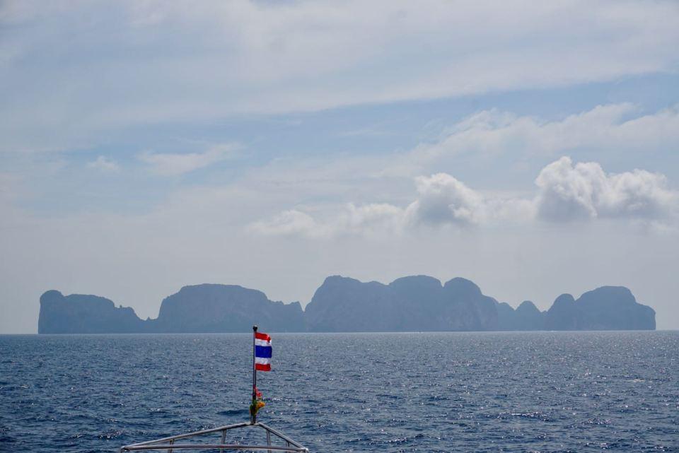 Fähre in Thailand