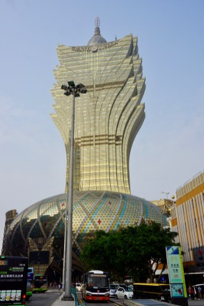 Casino Gran Lisboa in Macau