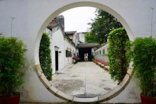 Chinesisches, historisches Haus