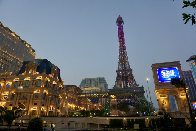 Paris Casino Macau