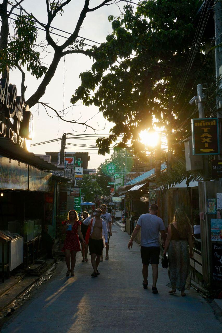 Restaurants in Thailand