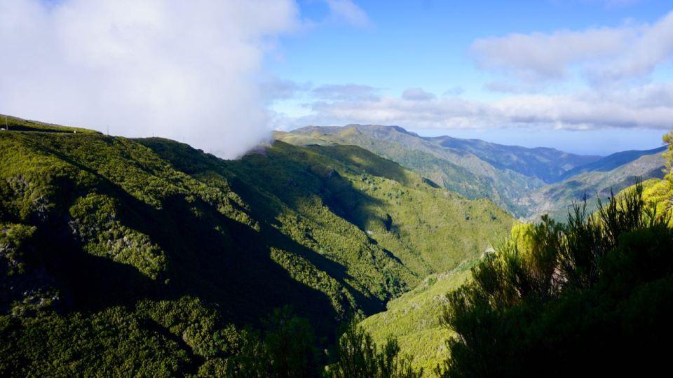 Berge auf Madeira