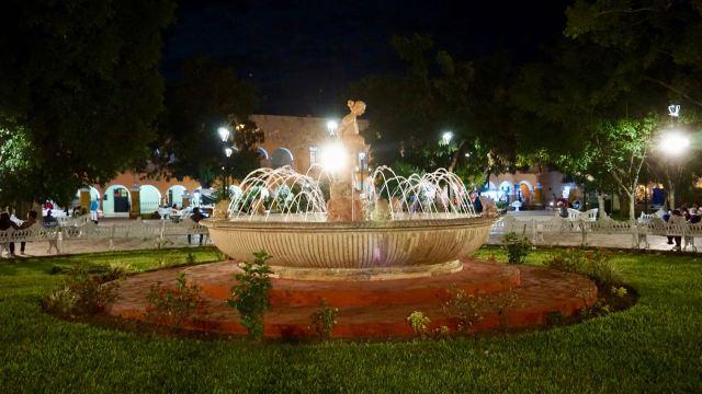 Abends in Yucatan