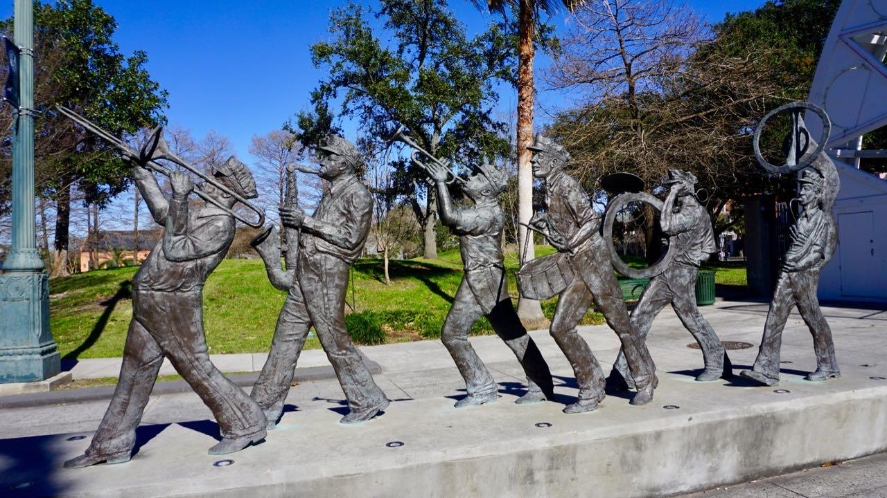 Beatles in New Orleans