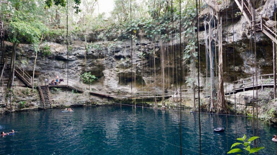 Cenote Xcanche Maxiko