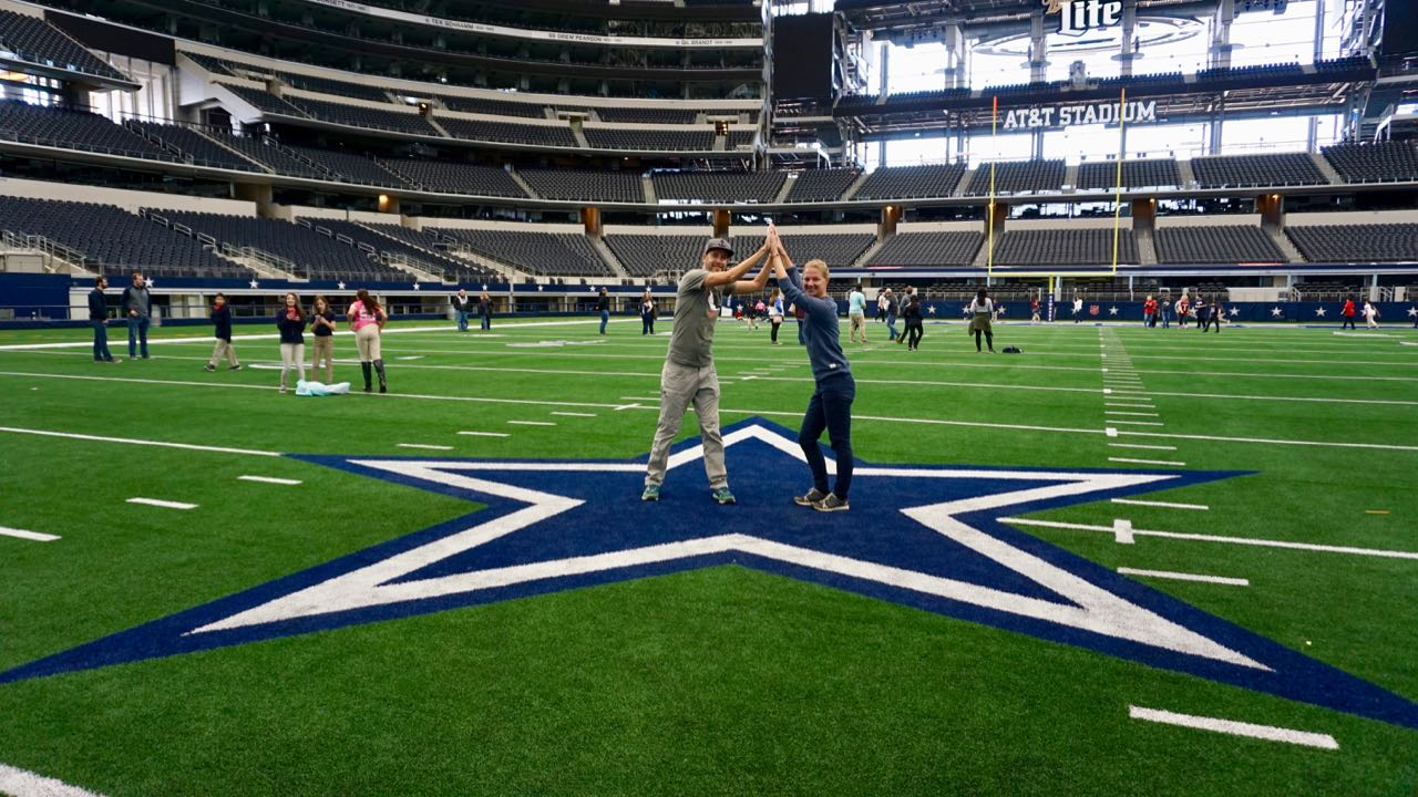 Dallas Cowboys Stadion