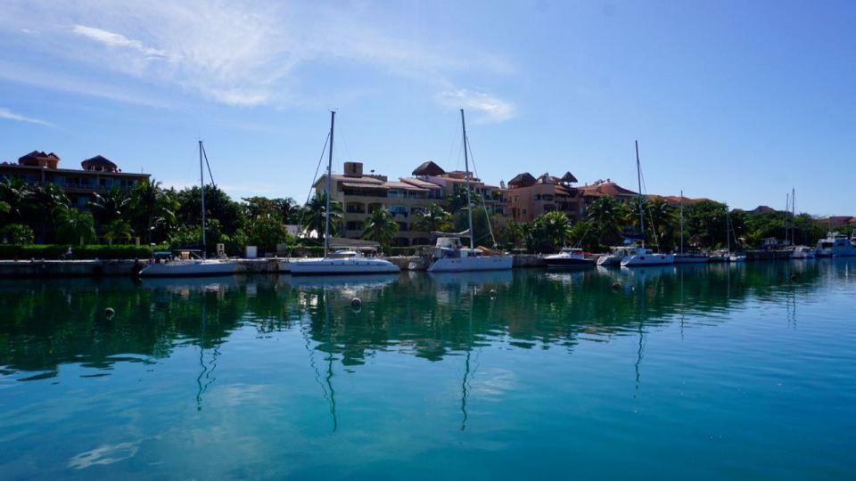 Yachthafen von Puerto Aventuras