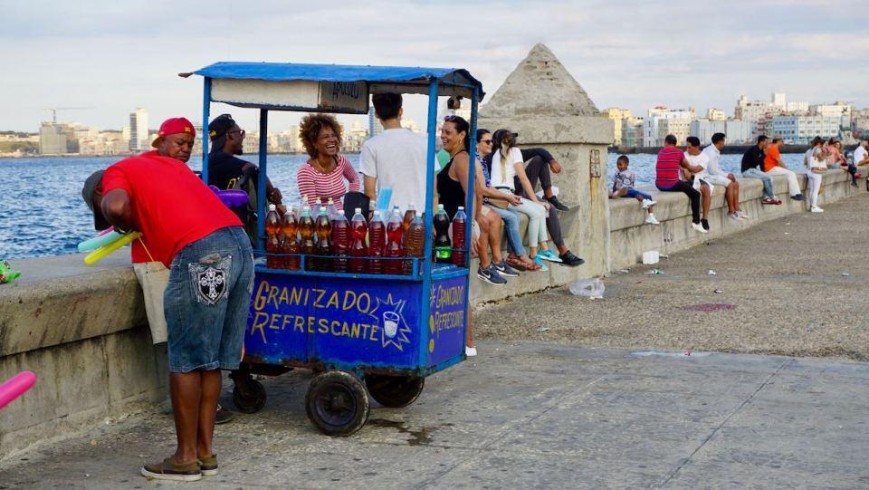 Wochenendausflug in Kuba