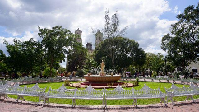 Plaza Mayor Yucatan
