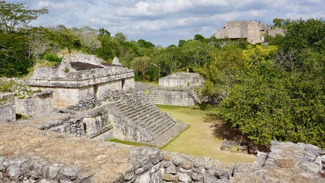 Ruinen in Yucatan