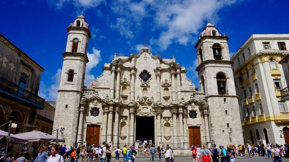 Kathedrale in Kuba