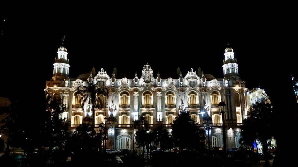 Theater von Havanna