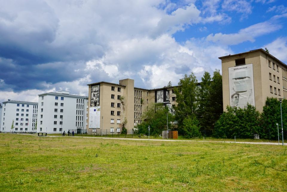Prora Gebäude Rügen