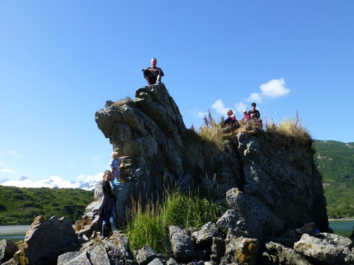 2013-07-30_alaska-peninsula_schwoerers on a rock 2.JPG