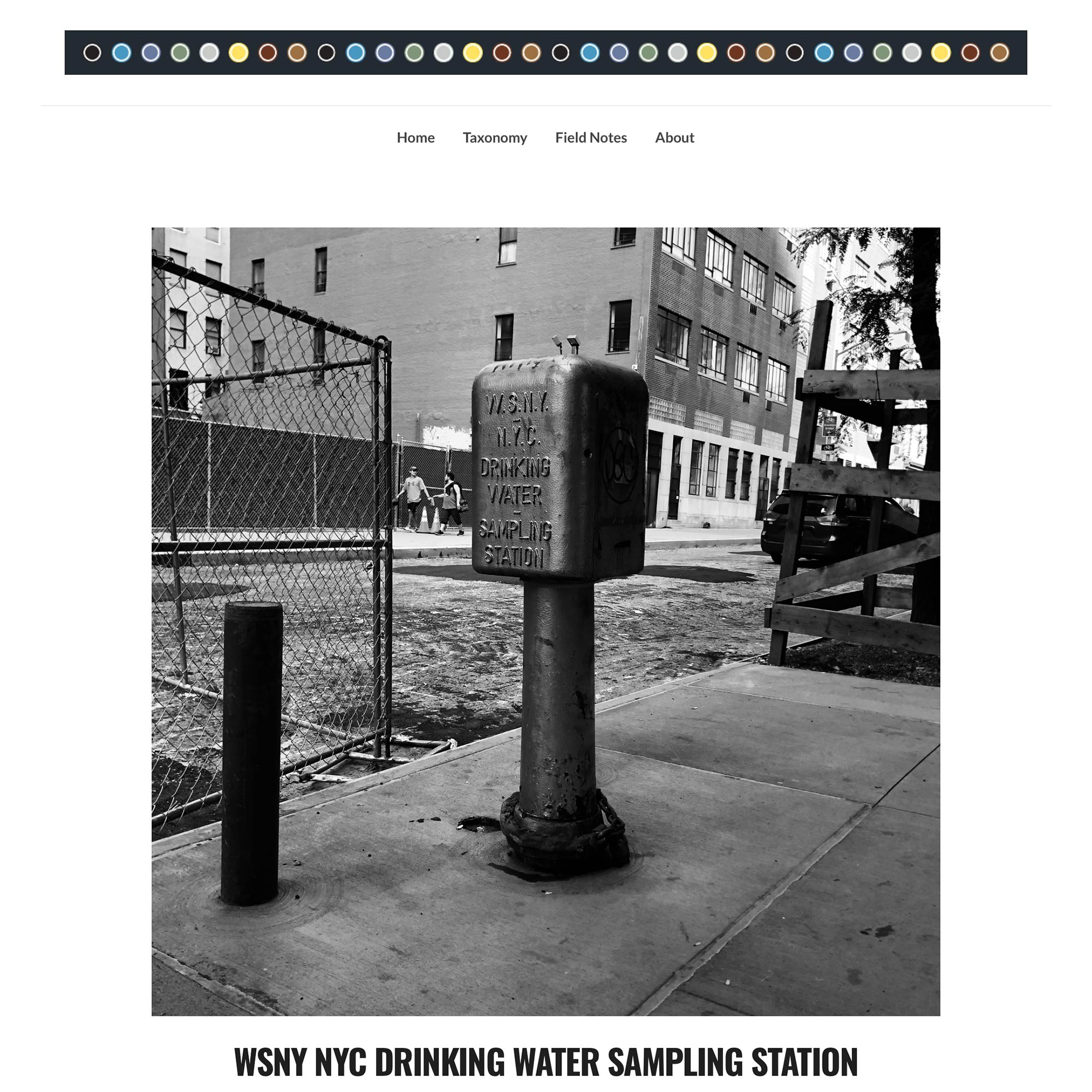 WSNY-NYC-Drinking-water-sampling-station