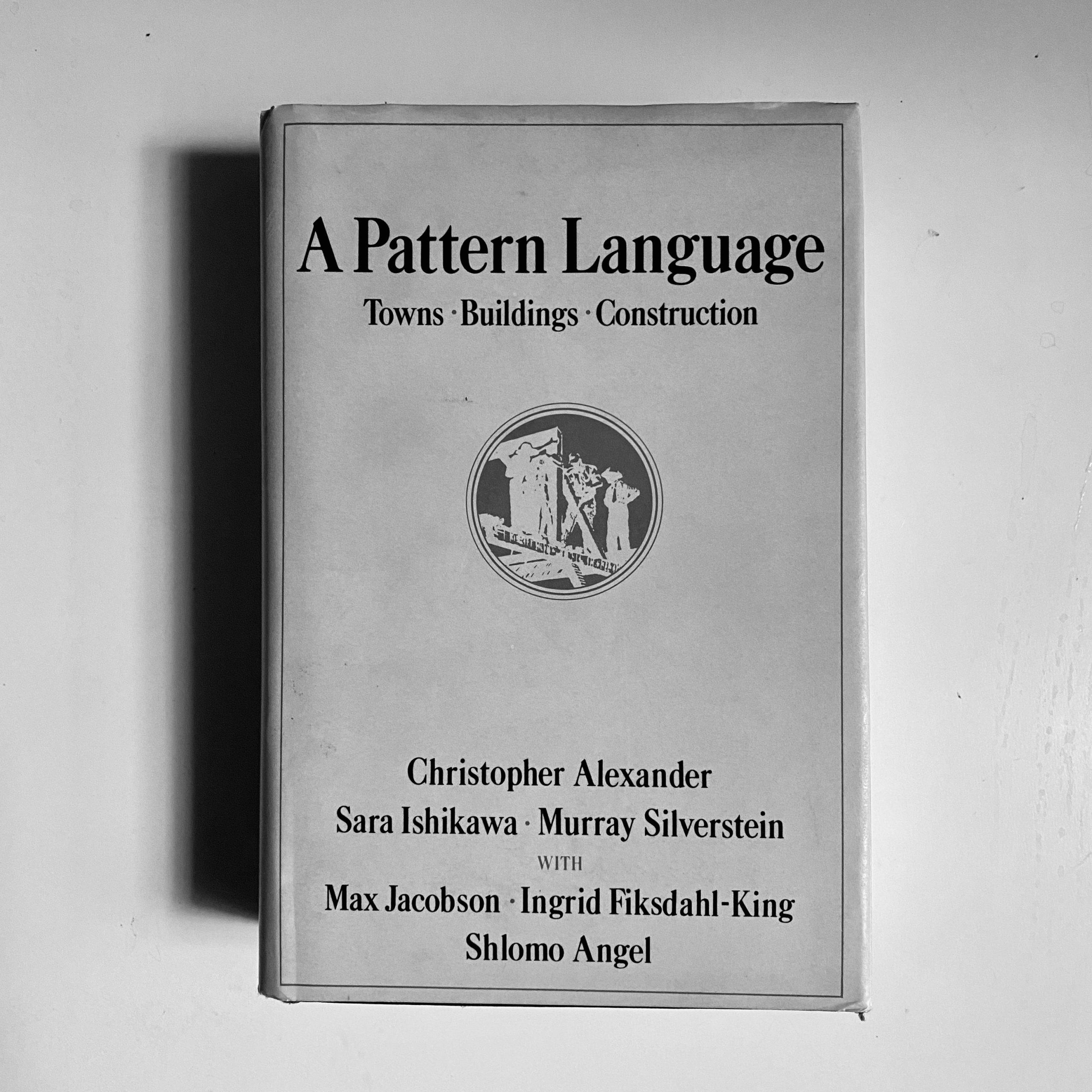 Pattern Language – Cover