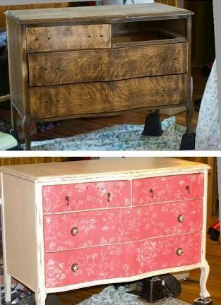 Photo: https://i.pinimg.com/736x/9c/61/36/9c61363a4803b58ad87fa1c530790d4a--upcycle-dressers.jpg