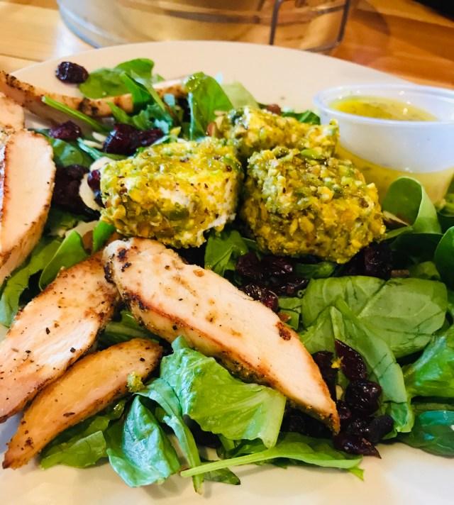 Leafy Green Tolo Salad