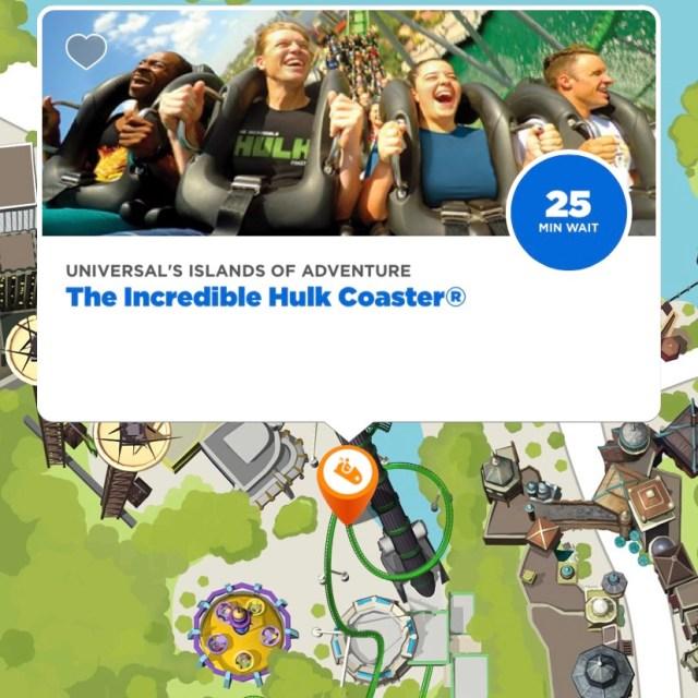 Universal Florida App Photo