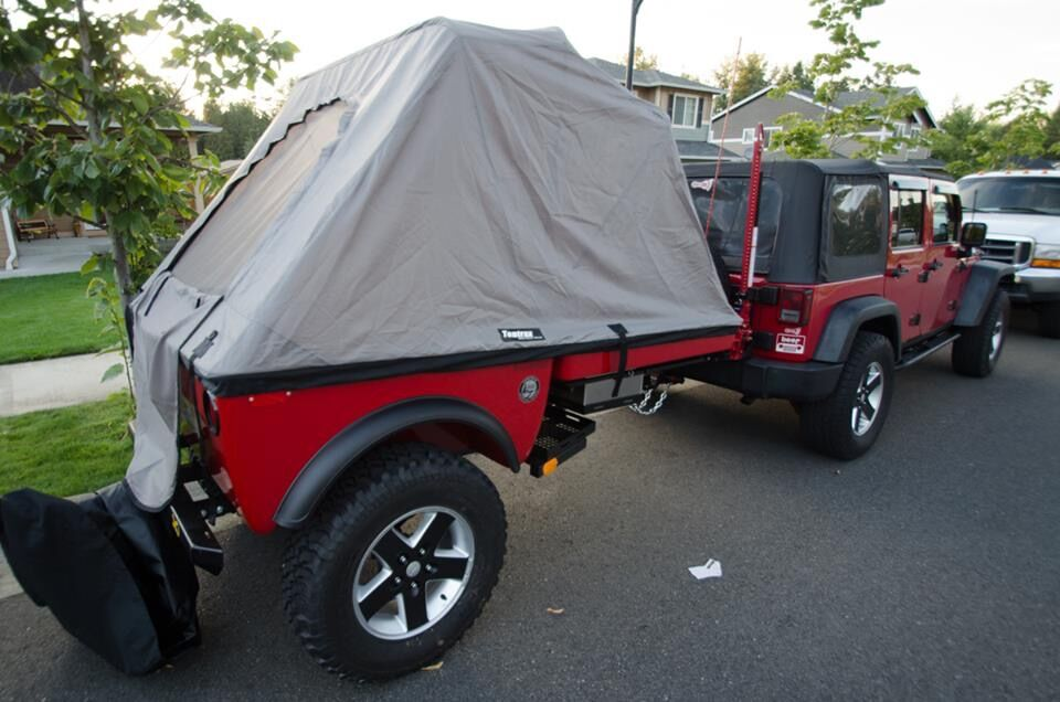 2015 Tentrax Offroad Tent Trailer Price Drop 6 000