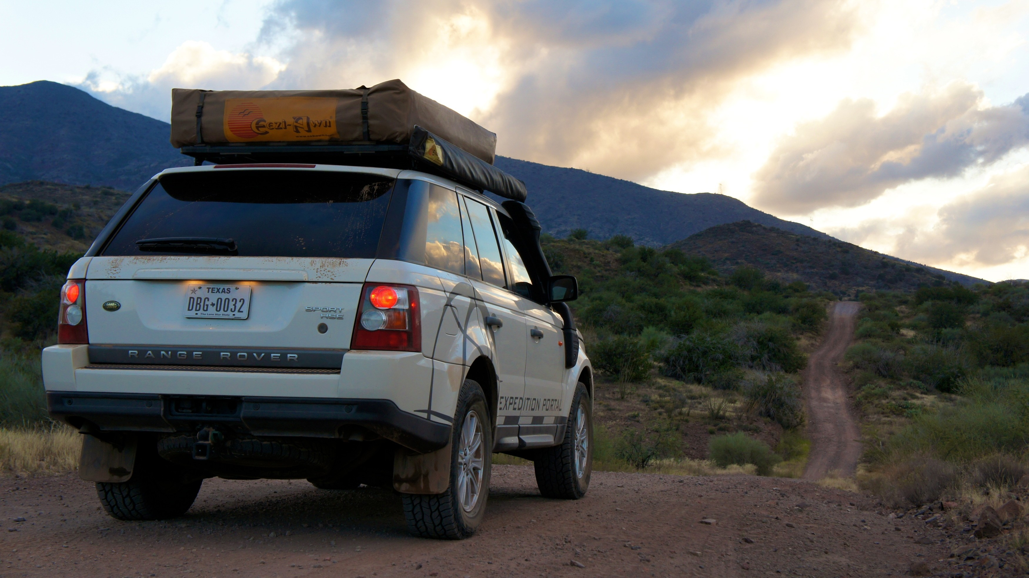 Expedition Portal Project Range Rover Sport – Final Report