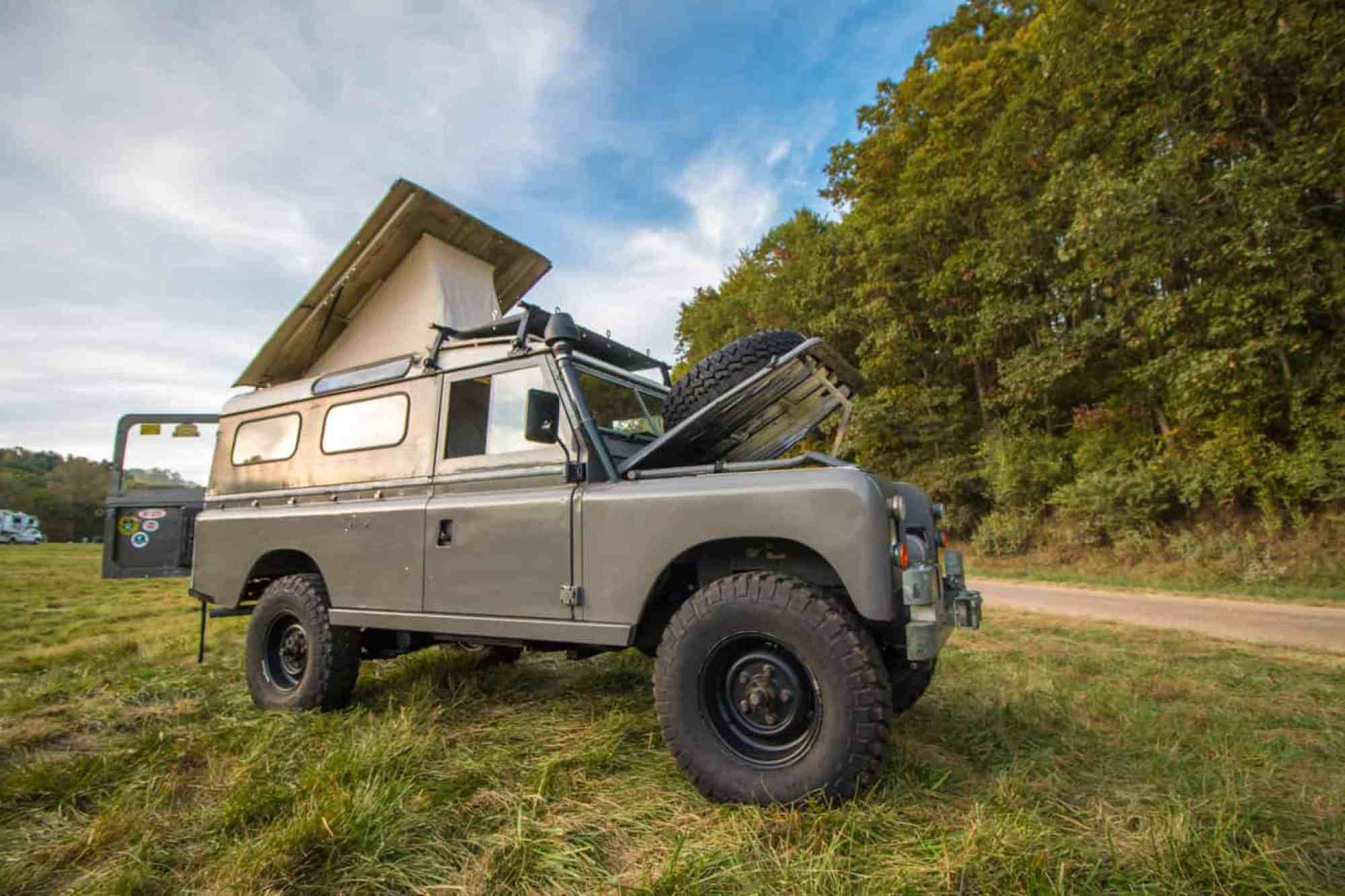 Featured Vehicle Land Rover Series III – Expedition Portal