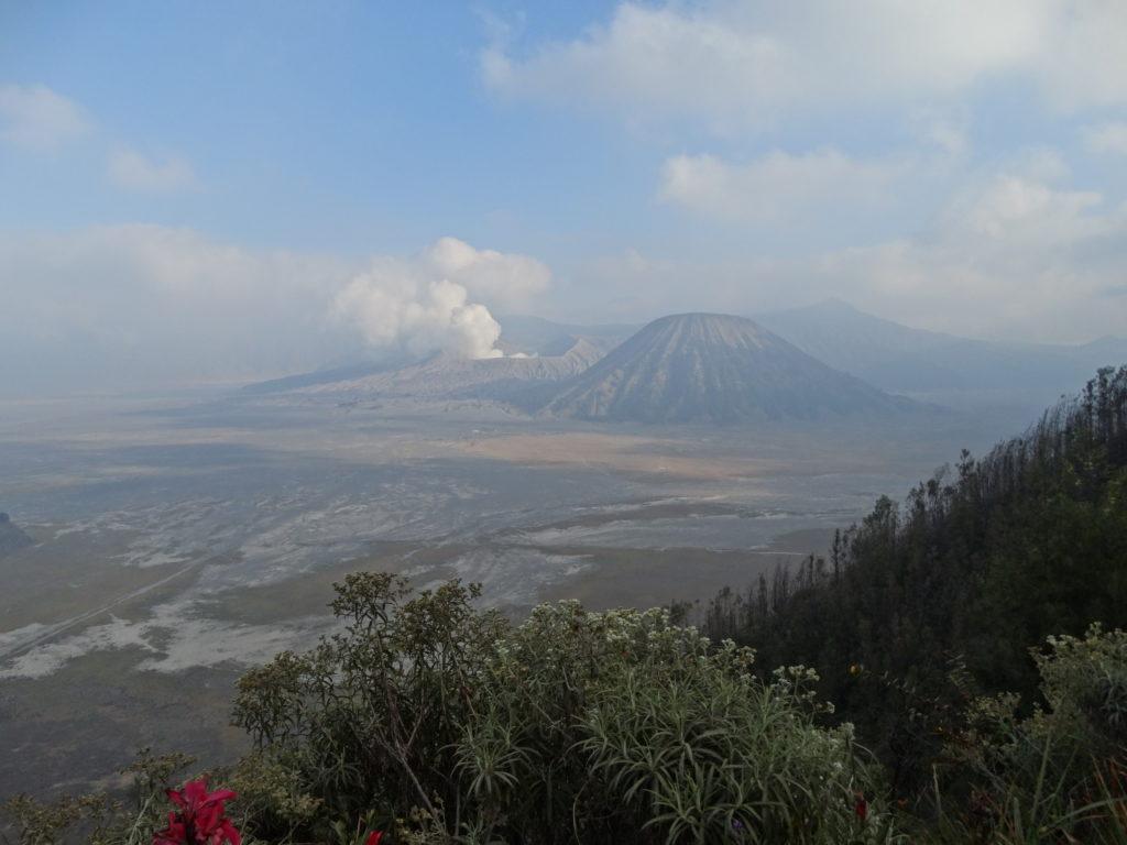 Caldeira du volcan Bromo