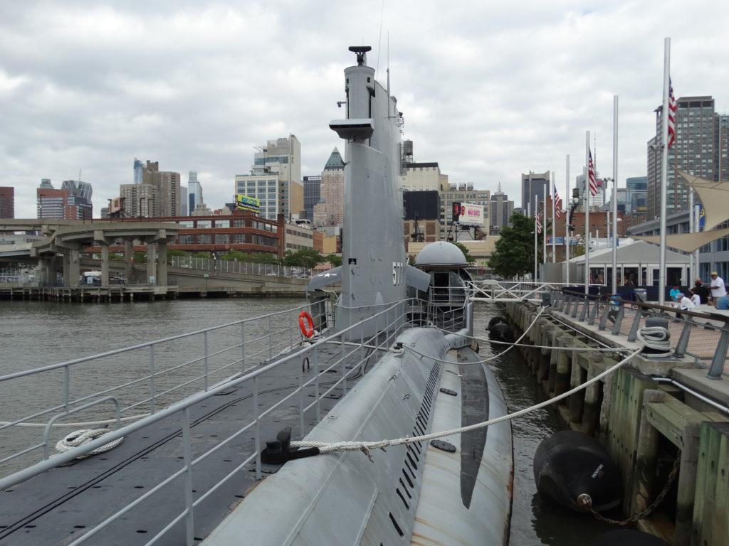 Sous-marin Intrepide NY
